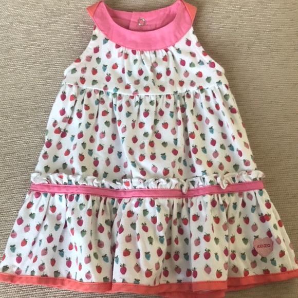 501a45bbf Kenzo Dresses   Beautiful Newborn Dress   Poshmark